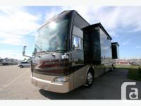 2013 THOR TUSCANY 40FX Class A Motorhome $229900.00