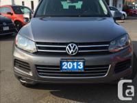 Make Volkswagen Model Touareg Year 2013 Colour grey