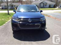 Make Volkswagen Design Touareg Year 2013 Colour Blue