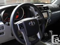 Toyota 4Runner of 2013 in excellent, new condition!