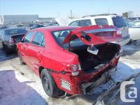 REAR DAMAGE , RUNS AND DRIVES !!!!!!  MORE INFO AND PIC