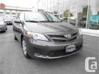 Make Toyota Model Corolla Year 2013 Colour Dark Grey