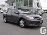 Make Toyota Model Corolla Year 2013 Colour Grey kms