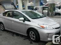 Make Toyota Model Prius Year 2013 Colour Silver kms