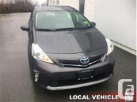 Make Toyota Model Prius V Year 2013 Colour Grey kms