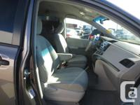 Make Toyota Model Sienna Year 2011 Colour GREY kms