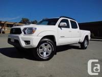 2013 Tacoma TRD Sport, 4 door double cab, V6 Auto,4x4,