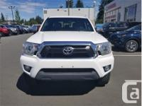 Make Toyota Model Tacoma Year 2013 Colour White kms