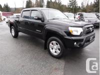 Make Toyota Model Tacoma Year 2013 Colour Black kms