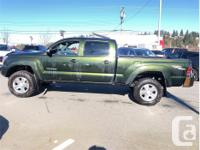 Make Toyota Model Tacoma Year 2013 Colour Green kms