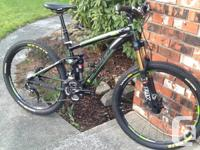 2013 Trek EX9 for sale. Size small (15.5). Very well