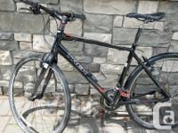 2013 Trek FX 7.5 - Purchased new from Trek Bike Store.