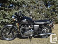 kms 19119 2013 Triumph Bonneville T100 865cc , Manual 5
