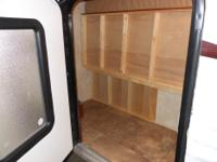 NEW Front Mattress. Two Rear Bunks. Rear Bathroom with