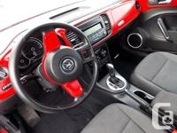 This 2013 Volkswagen Beetle 2.5 L has actually simply