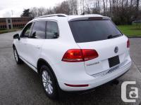 Make Volkswagen Model Touareg Year 2013 Colour White