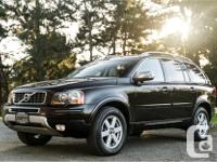 Make Volvo Model XC90 Year 2013 Colour Black kms
