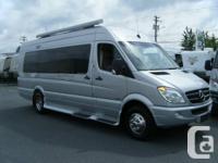 2013 Great West Van Van Legend EX (4299).  Usage the