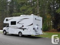 Well maintained Ford Adventurer Class Motor home, model