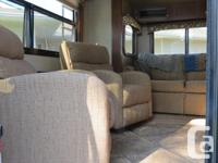 Trailer is a rear living in excellent shape equipped
