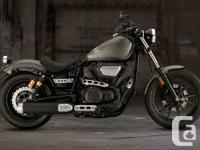 2014 Yamaha Bolt 950 R Spec. BEAT THE RUSH! One in