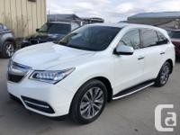 Make Acura Model MDX Year 2014 Colour White kms 152000