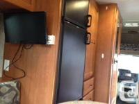 We have really enjoyed this motor home. Being only 20'