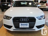Make Audi Model A4 Year 2014 Colour White kms 19174