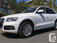 Make Audi Model Q5 Year 2014 Colour White kms 81076