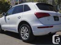 Make Audi Model Q5 Year 2014 Colour White kms 81076