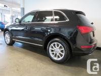 Make Audi Model Q5 Year 2014 Colour Black kms 48908