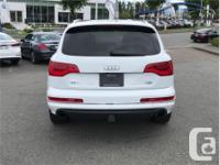 Make Audi Model Q7 Year 2014 Colour White kms 78643