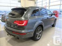 Make Audi Model Q7 Year 2014 Colour Grey kms 72684