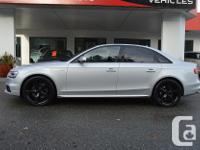 Make Audi Model S4 Year 2014 Colour Silver kms 51414