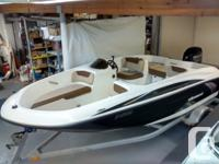 2014 Bayliner 160 ElementFactory Installed Options