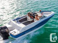 2014 Bayliner 190Factory Installed Options Included