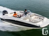 2014 Bayliner 190 Deck BoatPrice as shown includes all