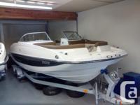 2014 Bayliner 210 Deck BoatFactory Installed Options