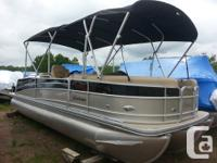 Berkshire 233 SLS SLXStyled with luxurious upholstery,