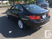 Make BMW Model 320i Year 2014 Colour BLACK kms 59060