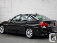 Make BMW Model 320i Year 2014 Colour Black kms 47000