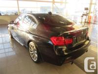 Make BMW Model 335i Year 2014 Colour Black kms 79390