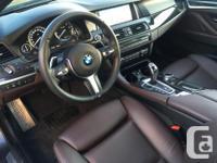 Make BMW Model 535i xDrive Year 2014 Colour Black kms