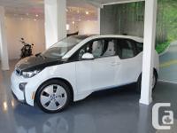 Make BMW Colour White kms 33000 2014 BMW I3 Electric