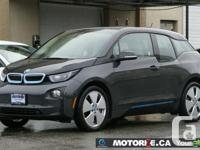 Make BMW Model i3 Year 2014 Colour Grey kms 14446