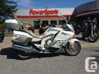 Very clean. Comes with Highway Pegs, Running Lamps and