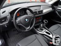 Make BMW Model X1 xDrive28i Year 2014 Colour Grey kms