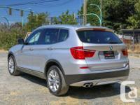 Make BMW Model X3 Year 2014 Colour Silver kms 107000