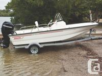 2014 BOSTON WHALER 150 MONTAUK CALL US FOR SPECIAL