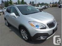 Make Buick Model Encore Year 2014 Colour Silver kms